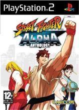 Street Fighter Aplha Anthology pro PS2