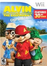 Alvin and the Chipmunks: Chipwrecked pro Nintendo Wii
