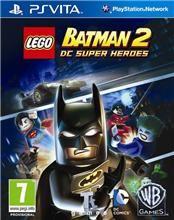 Lego Batman 2: DC Super Heroes pro PS Vita