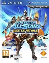 PlayStation All Stars: Battle Royale PS Vita