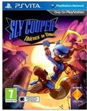 Sly Cooper: Thieves in Time pro PS Vita