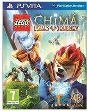 LEGO Legends of Chima: Lavals Journey pro PS Vita