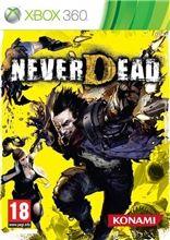 NeverDead pro Xbox 360 cena od 229 Kč