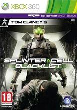 Tom Clancys Splinter Cell Blacklist pro Xbox 360