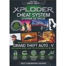 Xploder Cheat System GTA 5 Edition pro Xbox 360