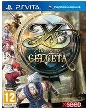 Ys: Memories of Celceta pro PS Vita