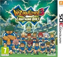 Inazuma Eleven: Lighting Bolt pro Nintendo 3DS