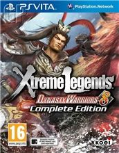 Dynasty Warriors 8 Complete Edition pro PS Vita