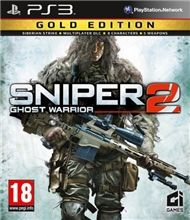 Sniper: Ghost Warrior 2 GOLD pro PS3