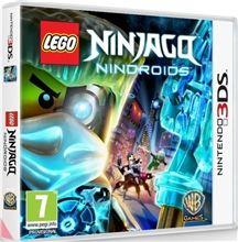 LEGO Ninjago Nindroids pro Nintendo 3DS
