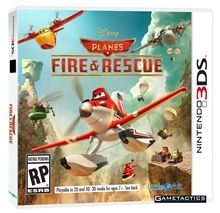 Planes: Fire and Rescue pro Nintendo 3DS