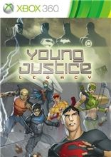 Young Justice: Legacy pro Xbox 360