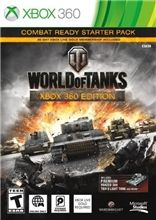 World of Tanks Combat Ready Starter Pack pro Xbox 360
