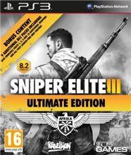 Sniper Elite 3 Ultimate Edition pro PS3