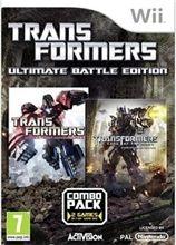 Transformers Ultimate Battle Edition pro Nintendo Wii