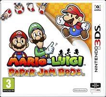 Mario & Luigi: Paper Jam Bros pro Nintendo 3DS