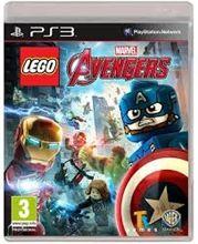 LEGO Marvels Avengers pro PS3 cena od 0 Kč