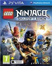 Lego Ninjago: Shadow of Ronin pro PS Vita