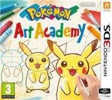 Pokemon Art Academy pro Nintendo 3DS