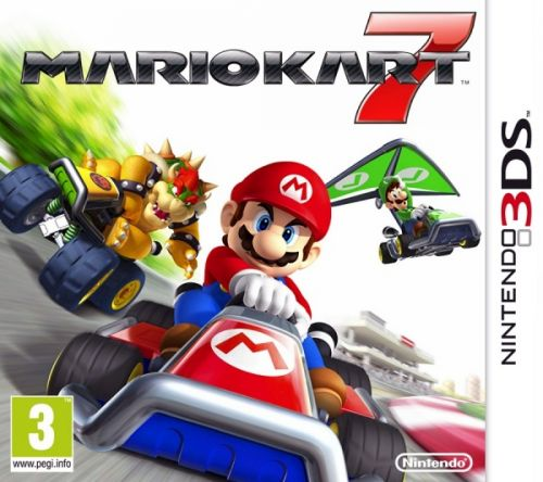 Mario Kart 7 pro Nintendo 3DS