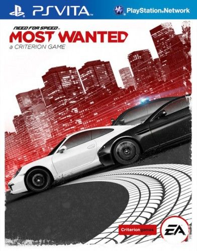 Need for Speed Most Wanted 2 pro PS Vita