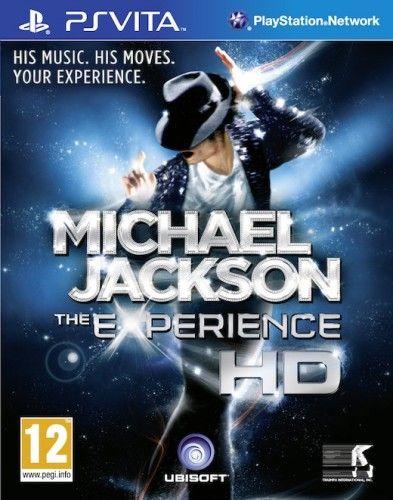 Michael Jackson The Experience pro PS Vita