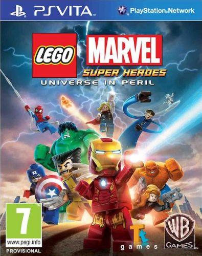 LEGO Marvel Super Heroes: Universe in Peril pro PS Vita
