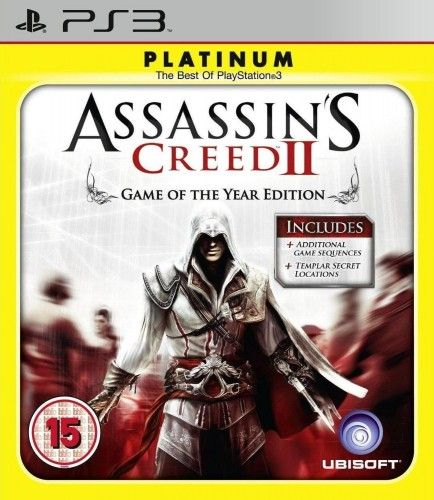 Assassins Creed 2 Game of the Year Edition pro PS3