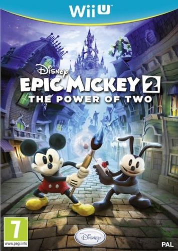 Epic Mickey 2: The Power of Two pro Nintendo Wii U