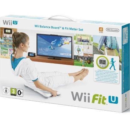 Fit U + Fitmeter + Balanceboard pro Nintendo Wii U