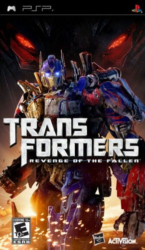 Transformers: Revenge of the Fallen pro PSP