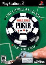 World Series of Poker pro PS2
