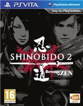 Shinobido 2: Revenge of Zen pro PS Vita