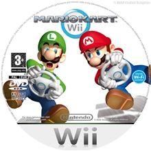 Mario Kart Light pro Nintendo Wii