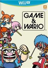 Game and Wario pro Nintendo Wii U