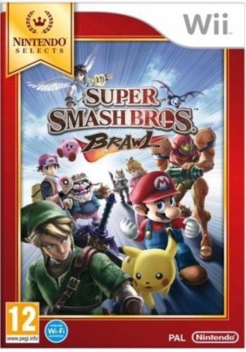 Super Smash Bros. Brawl pro Nintendo Wii