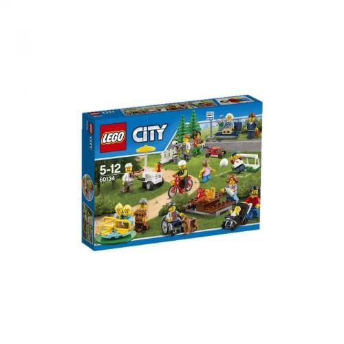 Lego City Zábava v parku - lidé z města 60134 cena od 882 Kč