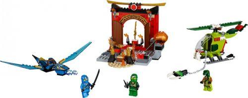 LEGO Juniors Ztracený chrám 10725