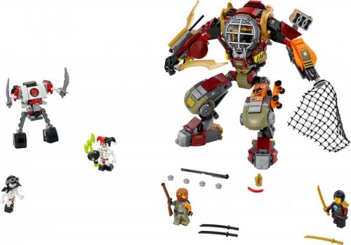 LEGO Ninjago Robot Salvage M.E.C. 70592