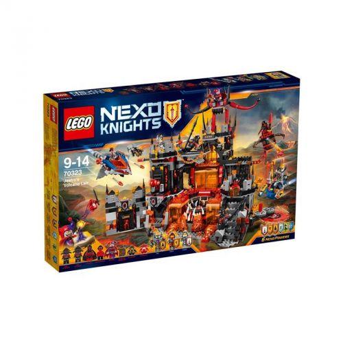 Lego Nexo Knights Jestrovo sopečné doupě 70323