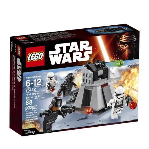 LEGO Star Wars Bitevní balíček Prvního řádu 75132