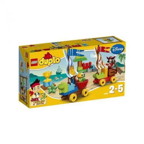 Lego DUPLO Pirát Jake Závody na pláži 10539