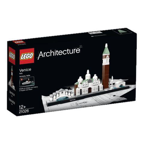 LEGO Architecture Benátky 21026