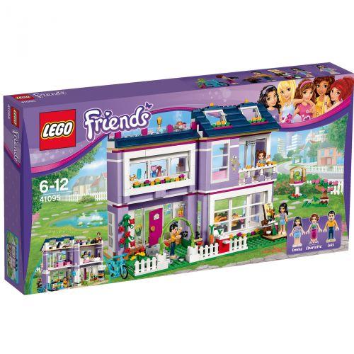 LEGO Friends Emmin dům 41095 cena od 1478 Kč