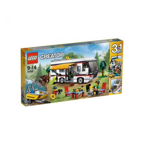 Lego Creator Prázdninový karavan 31052 cena od 0 Kč