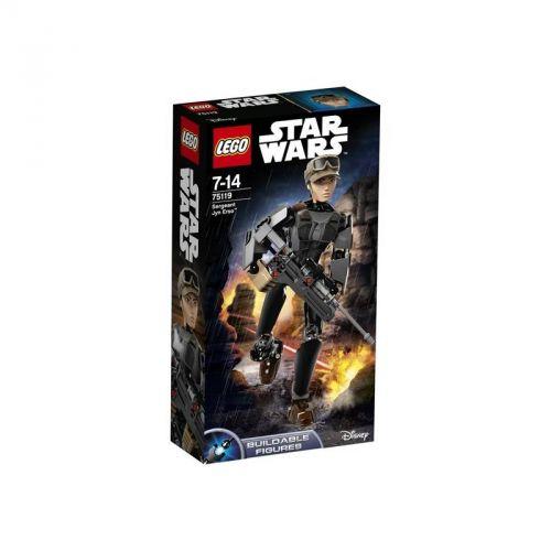 Lego Star Wars Confidential construction 1 75119