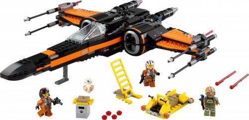 LEGO Star Wars Poeova stíhačka X-Wing 75102