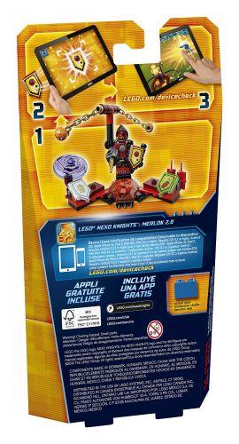 LEGO Nexo Knights Úžasný krotitel 70334 cena od 0 Kč