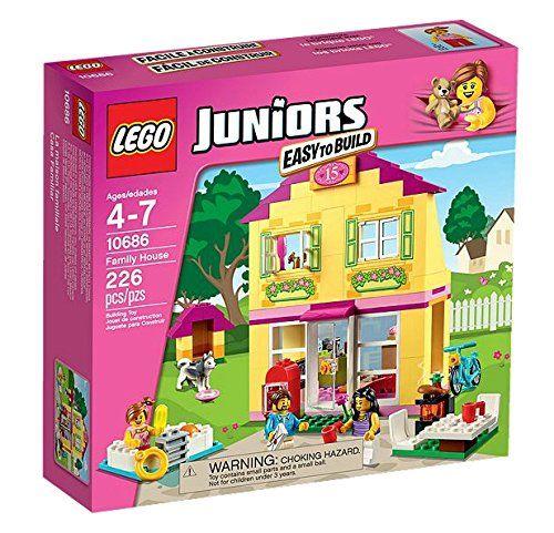 LEGO Juniors Rodinný domek 10686