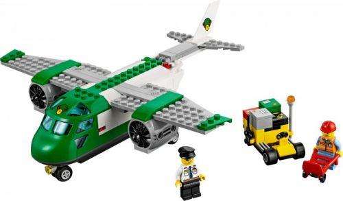 LEGO City Letiště nákladní letadlo 60101